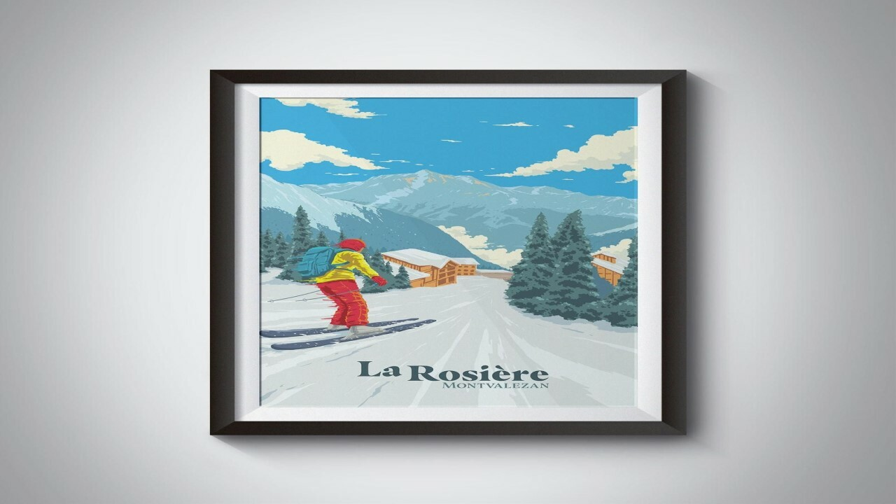 Transfer from Lyon Airport - to La Rosiere