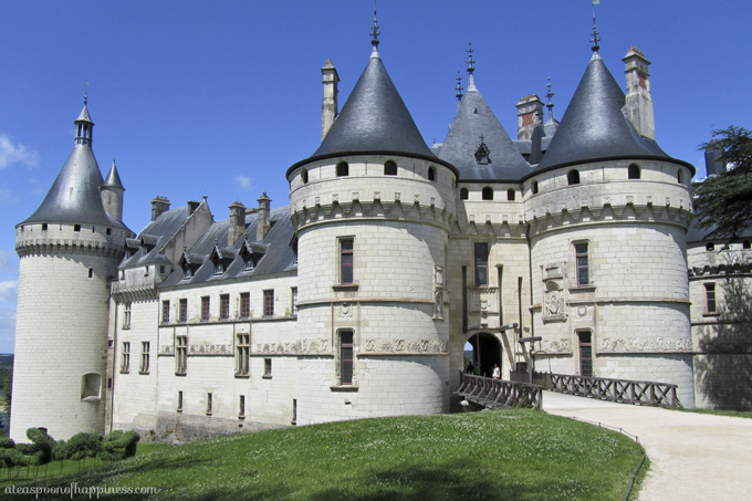 Castles of Loire Valley